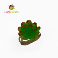 Succulents Ring 3
