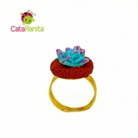 Succulents Ring 4