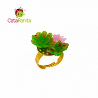 Succulents Ring 2